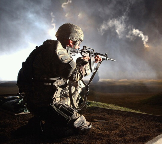 M16 Rifle_33572721