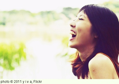 'Laughter Comes Within' photo (c) 2011, y i v a - license: http://creativecommons.org/licenses/by-nd/2.0/