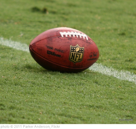 'NFL' photo (c) 2011, Parker Anderson - license: http://creativecommons.org/licenses/by-nd/2.0/