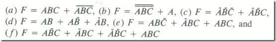 Design Of Combinantion Logic Circuit5_07