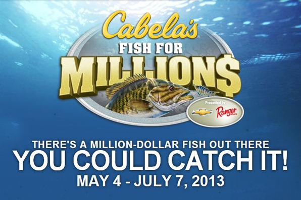 Cabela's Fish For Millions