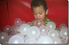 Alex in the balls