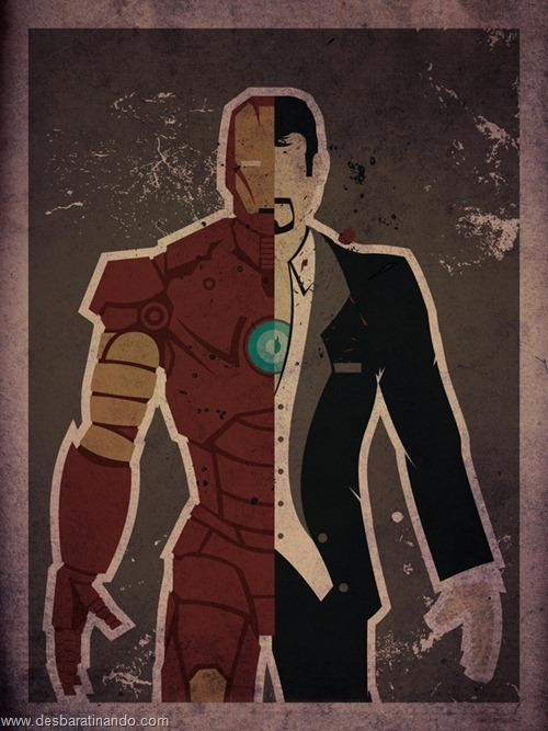 homem de ferro desbaratinando