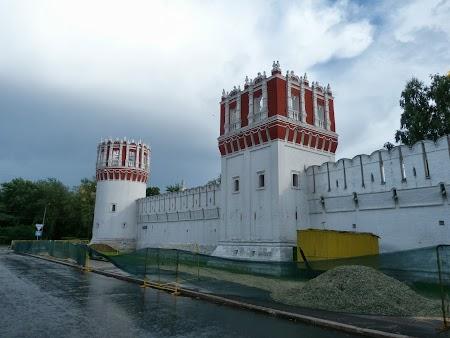 Obiective turistice Moscova: Catedrala Novodevich