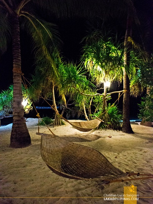 Relaxing Night at Malapascua's Bounty Beach