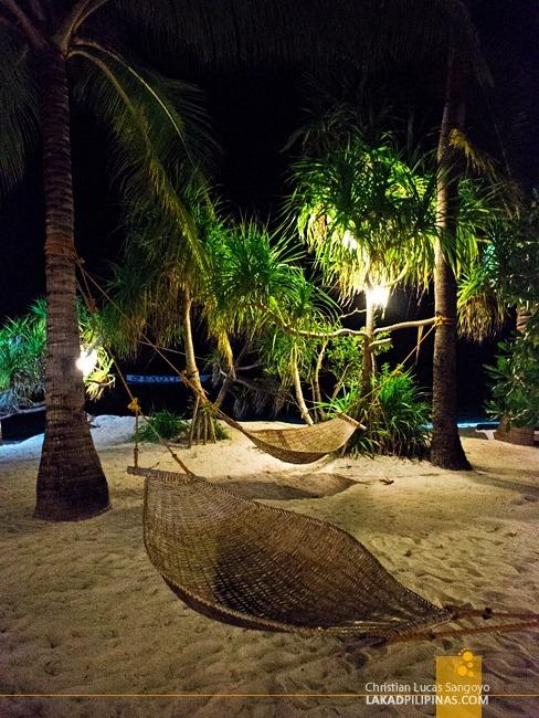 Relaxing Night at Malapascua's Bounty Beach