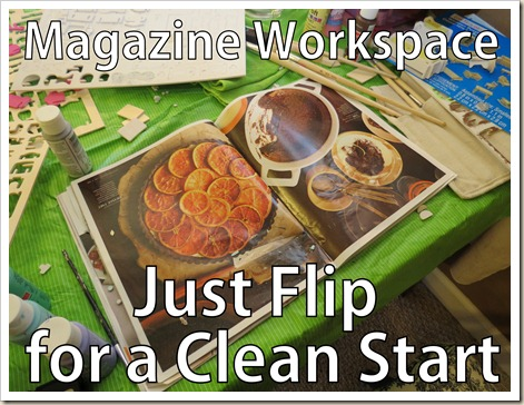 Magazine-Craft-workspace
