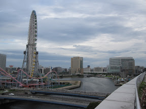 View from Pacifico Yokohama!! :D