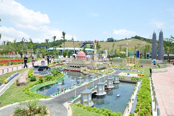 Miniland at LEGOLAND Malaysia
