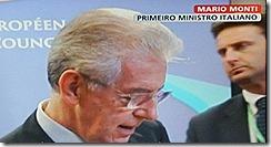 Monti bate o pé a Merkel.Jun2012