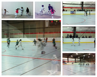 ice soccer day 2