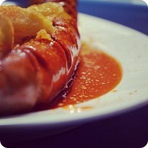 C wie Currywurst #abcfee im Oktober