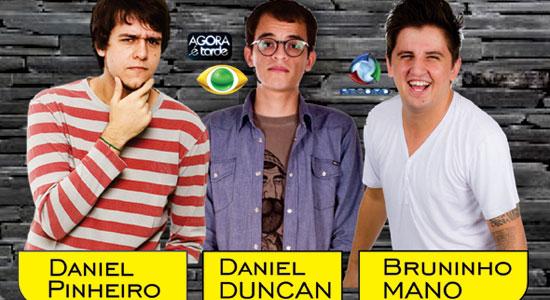 Stand up com Daniel Pinheiro, Daniel Duncan e Bruninho Mano no Mr. Jasper