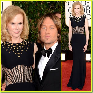 nicole-kidman-keith-urban-golden-globes-2013-red-carpet