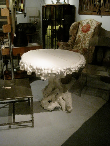 What a wild table-Wait until you see how Rebecca used it in her room!