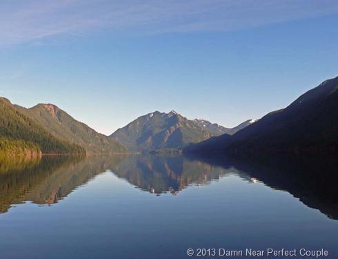 Crescent Lake View
