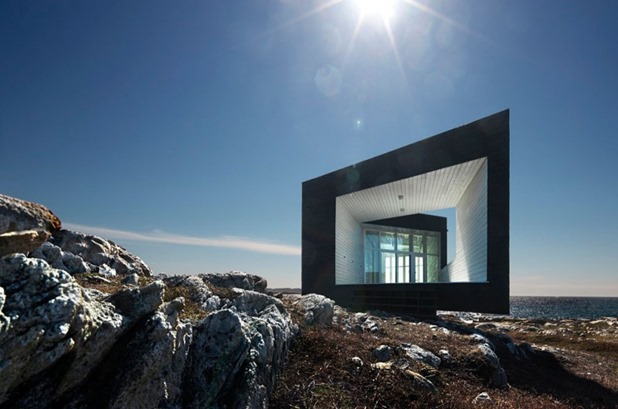 fogo island long studio by saunders architecture 1