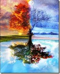 Invierno, otoño, primavera