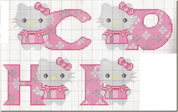 Ponto-Cruz-Abecedário-Hello-Kitty-C-D-H-I