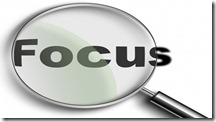 Focus on your article