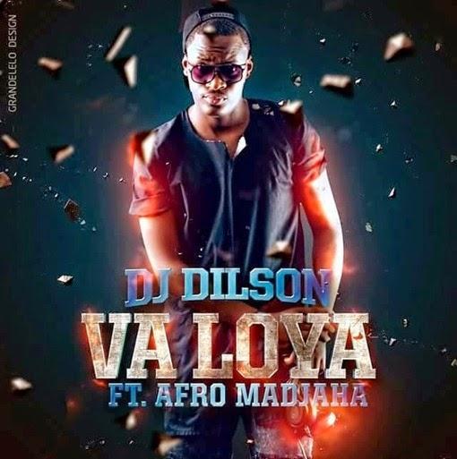 DJ Dilson Feat. Afro Madjaha - Va Loya so 9dades