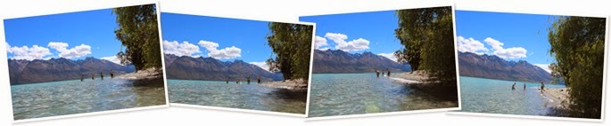 View Lake Wakatipu