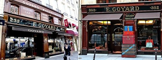A grife francesa Goyard pretende abrir as portas no shopping JK Iguatemi, em São Paulo,