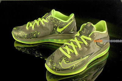 nike lebron 11 low gs dunkman 1 04 Grade School Version of LeBron 11 Low Uses LeBron 8 V/2 Outsole