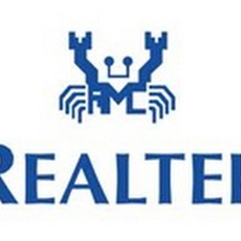 Baixar Driver Rede Realtek RTL8168/8110D