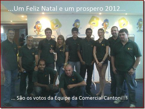 Equipe Cantoni Natal