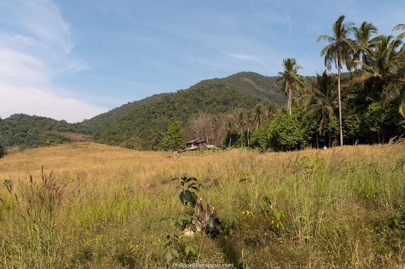 Paysage de Koh Chang