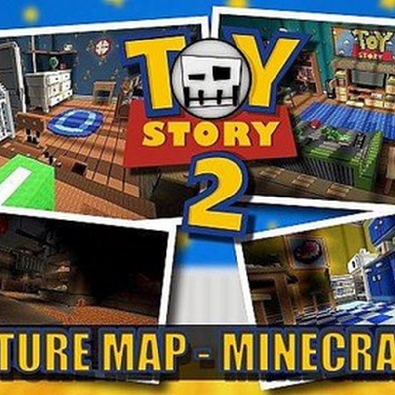 Minecraft 1.7.5 - Toy Story 2 Adventure Map