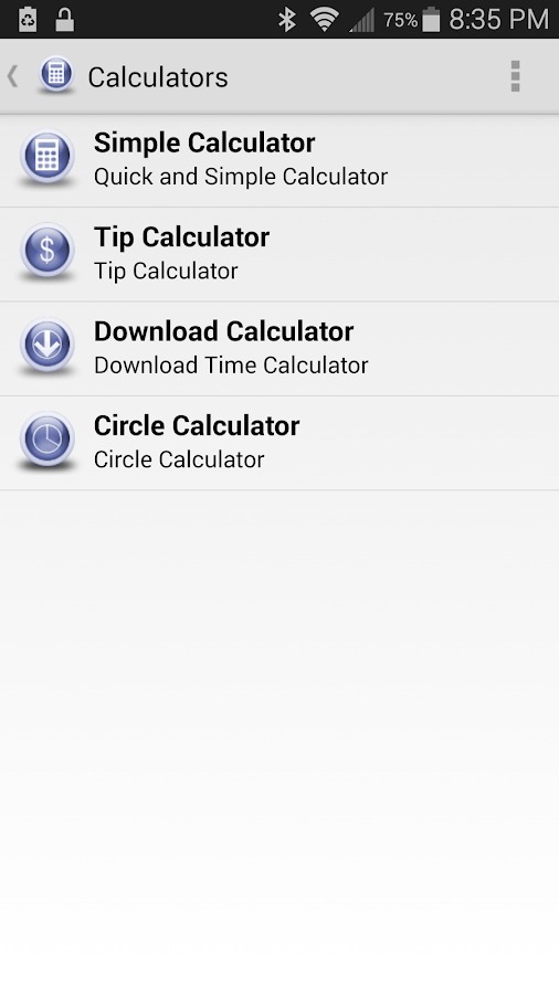 Unit Converter Plus Screenshot 5