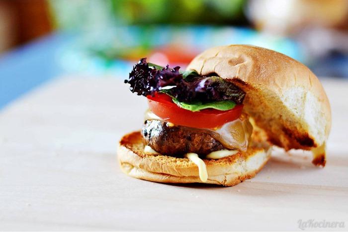 mini mushroom burger 3