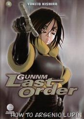P00008 - Gunnm Last Order Tomo #8