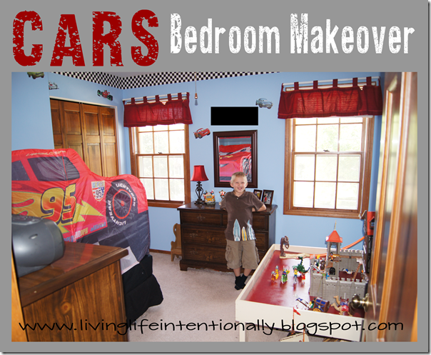 Disney Cars Room Ideas