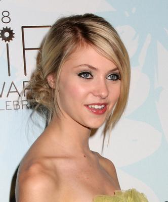 Taylor Momsen updo for women