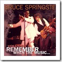 """Others - Remember When The Music…Vol.1 (SPRINGSTEENCORNER PROJECT BY """"NIGHT"""")"""