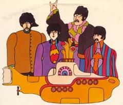 Beatles 經典老海報