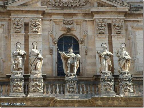 San Fernando y los Evangelistas - Catedral de Jaén