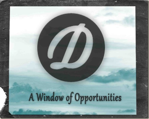 A Window of Opportunities wall paper