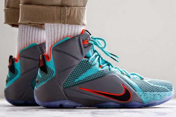 8220NSRL8221 LeBron 12 Gets a New Date This Time it8217s Black Friday
