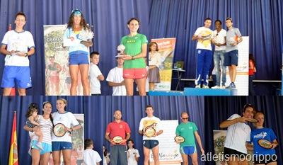 Carrera popular El Naranjo 2012