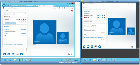 How To Conduct A Conference Call Using Microsoft Lync
