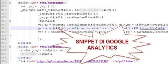 snippet-google-analytics