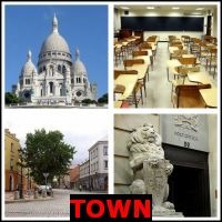TOWN- Whats The Word Answers