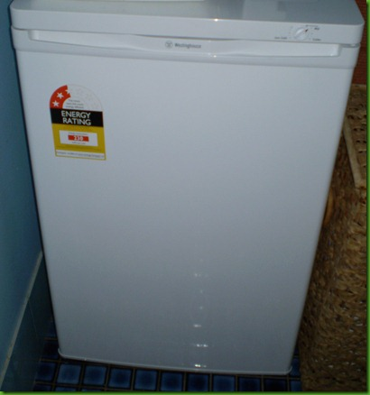2012 new freezer