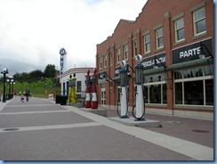 0901 Alberta Calgary - Heritage Park Historical Village - Gasoline Alley Museum