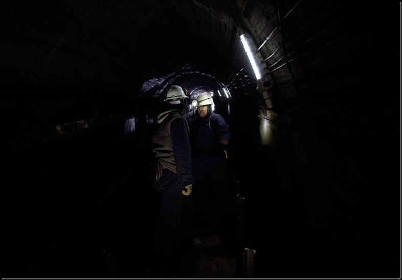 Bosnia Women Miners