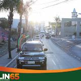 """""""Caravana 65"""" Centro de Contagem"""